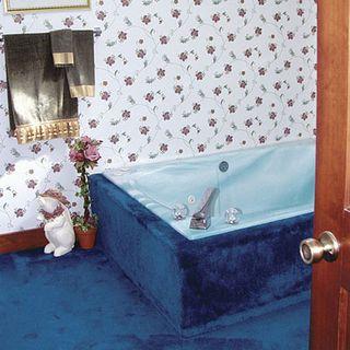 Carpet tub